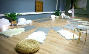 Drop In Balanserende Yin Yoga mandager kl 18:30-1:30 @ Moss YogaSenter